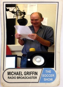 1 12 14 MICHAEL GRIFFIN CARD