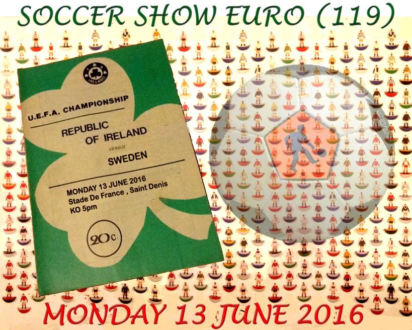 13 6 16 EURO SHOW 2 COVER - IRELAND V SWEDEN
