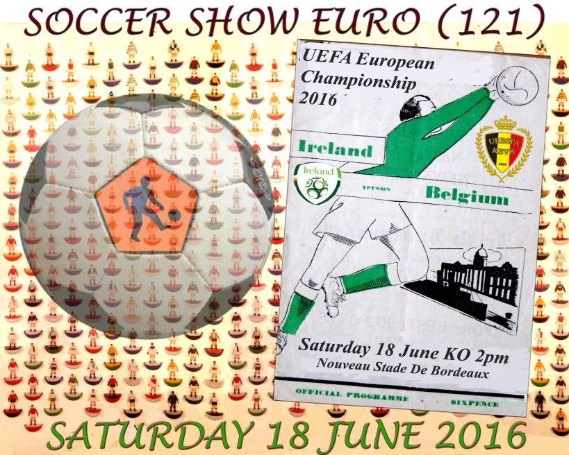 18 6 16 EURO SHOW 4 COVER IRELAND V BELGIUM
