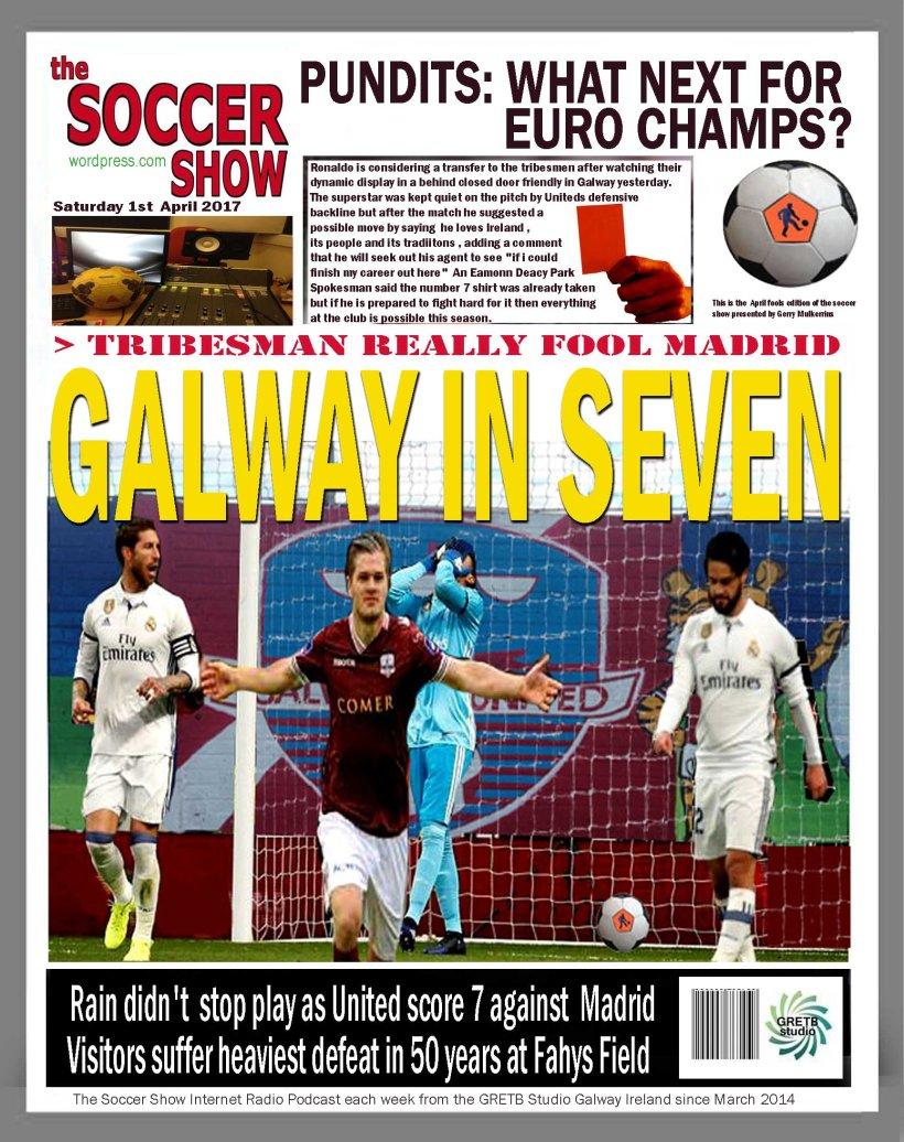 1 4 17 APRIL FOOLS GUFC V REAL MOCK REPORT COVER