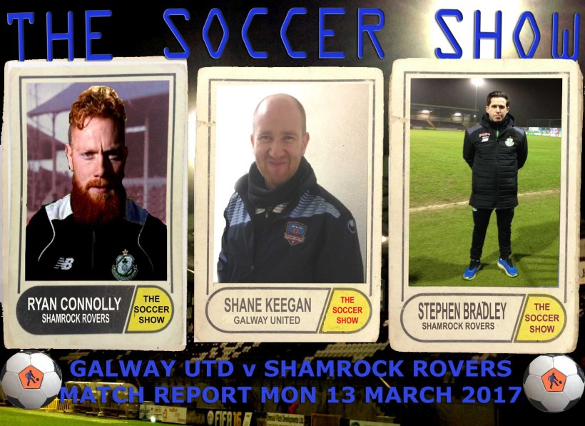 13 3 17 GUFC V SHAMROCK ROV MATCH REPORT COVER