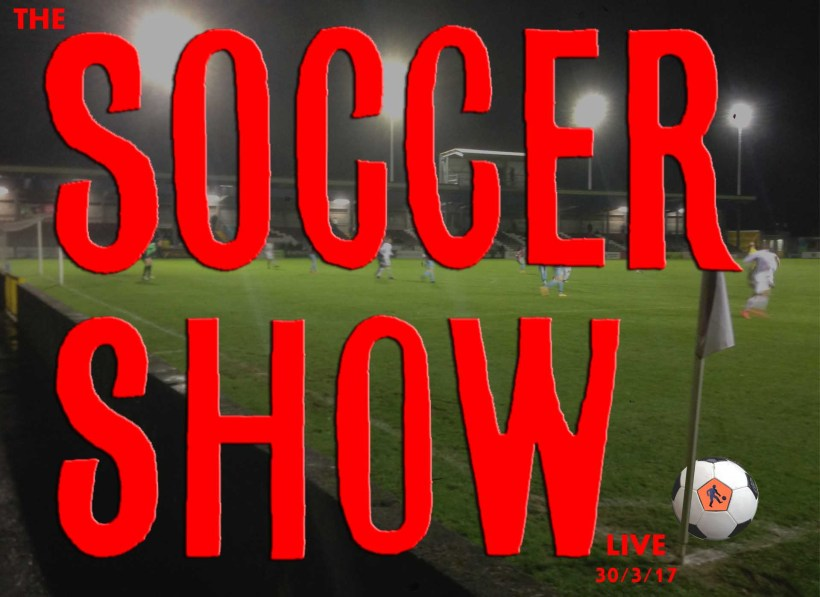 30 3 17 COVER SOCCER SHOW LIVE