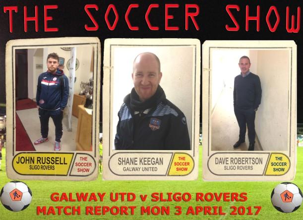 3 4 17 COVER GUFC V SLIGO ROV LOI REPORT