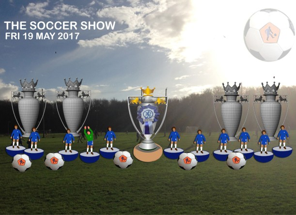 19 5 17 SHOW COVER CHELSEA CHAMPIONS