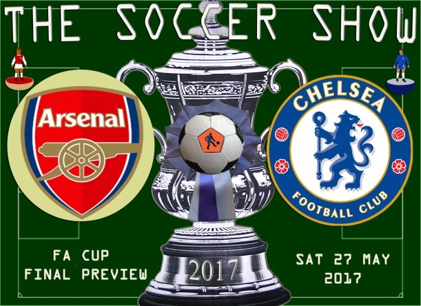 25 5 17 COVER FA CUP FINAL 2017 PREVIEW
