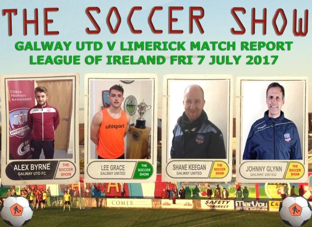 7 7 17 MATCH REPORT GUFC V LIMERICK