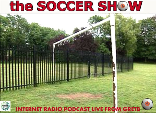 22 9 17 SHOW COVER GOAL FENCE