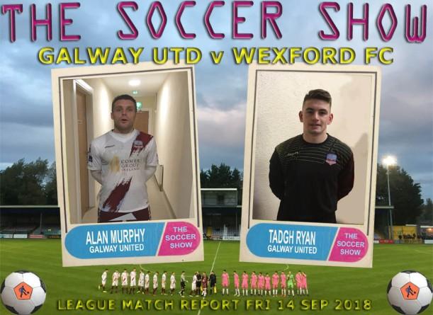 14 9 18 GALWAY UTD V WEXFORD FC