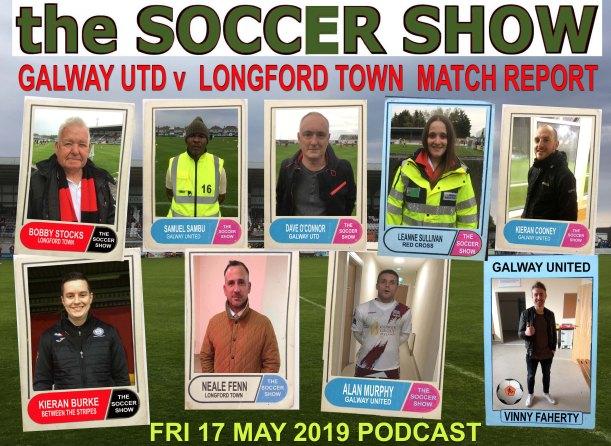 17 5 19 GALWAY UTD V LONGFORD TWN COVER